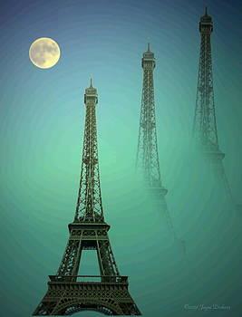 Joyce Dickens - Eiffel Tower
