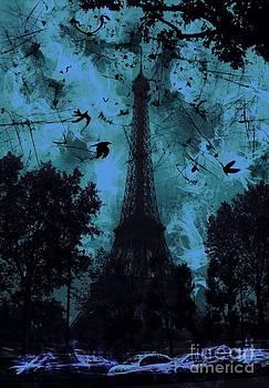 Eiffel Tower by Marina McLain