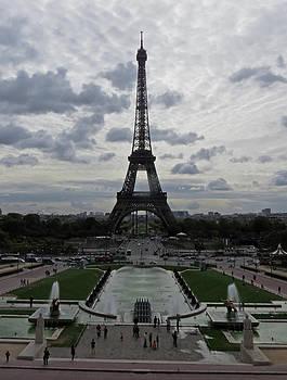 Eiffel Tower No. 2 by Ricardo Antoni