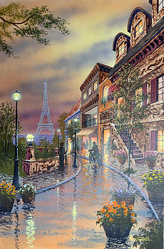 Eiffel Way by Ken Shotwell
