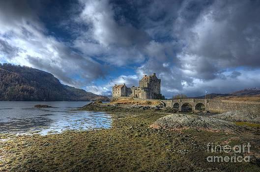 Eilean Donan Castle Scotland by John Kelly