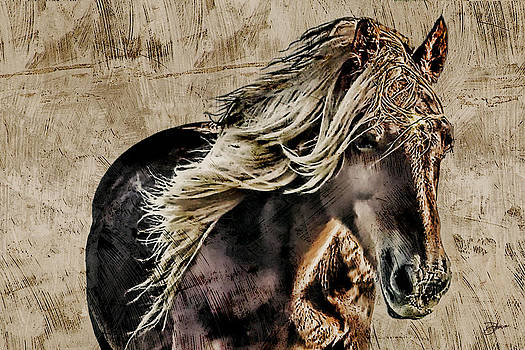 El Caballo by Dancin Artworks