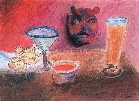 El Chico Mask by William Killen