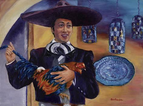 El Gallero by Maria Gibbs