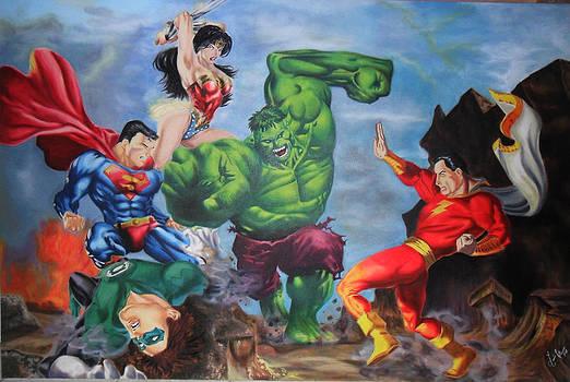 El Increible Hulk by Luis Carlos A