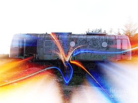 Joe Cashin - Electric Train