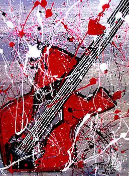 Electric Vibes by Jayne Kerr