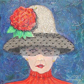 Elegance Is Her Middle Name by Freddie Lieberman