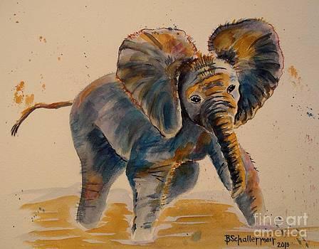 Elephant by Bonnie Schallermeir