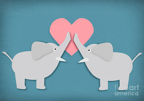 Elephant Love by Sharon Dominick
