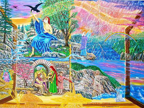 Elijah by Mike De Lorenzo