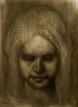 Elizabeth Dreaming by Derek Van Derven