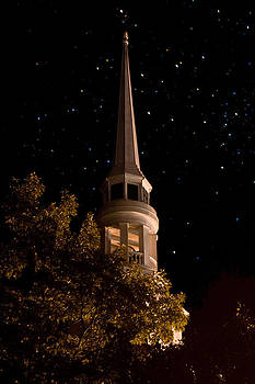 Ellsworth Landmark by Brent L Ander