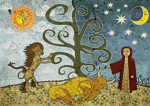 Elton's fairytale  by Sergey Khreschatov