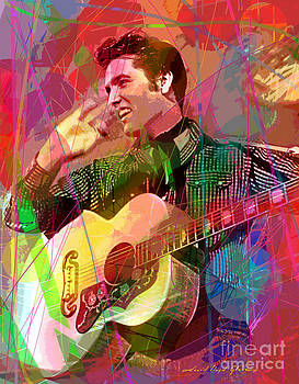 David Lloyd Glover - Elvis Rockabilly