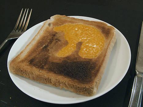 Elvis Toast by Tony Partington