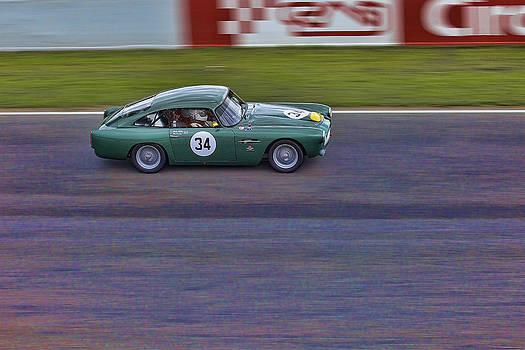 Emerald Aston by Peter Falkner