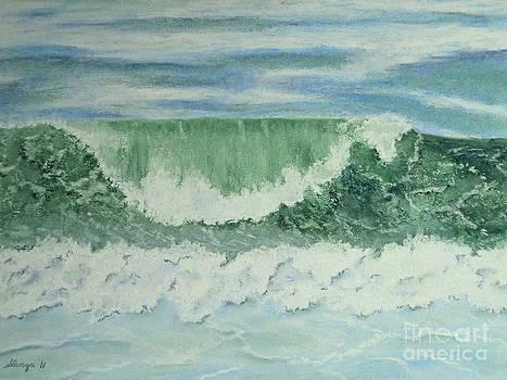 Stanza Widen - Emerald Green