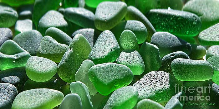 Barbara McMahon - Emeralds of the Sea