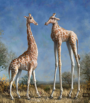 Emmm...Welcome to the herd... by Santiago Vecino