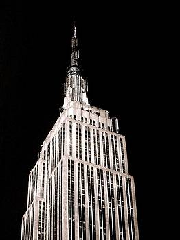 Empire State Building by Liza Dey