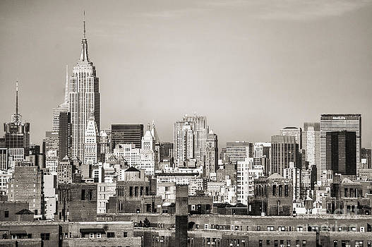 Chuck Kuhn - Empire State NYC