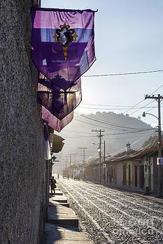 Empty Street by Scott Kerrigan