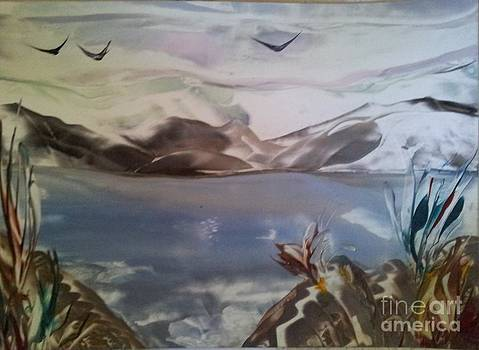 Encaustic Art by Debra Piro