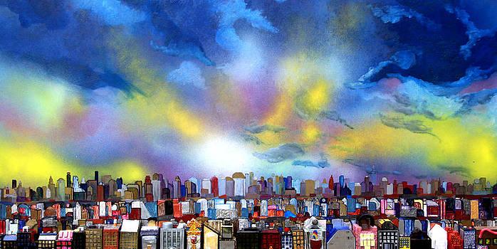 Robert Handler - End of Day