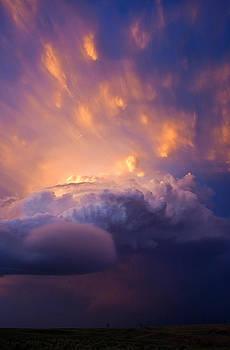 End Of The Storm by Chris  Allington
