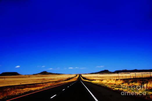 Susanne Van Hulst - Endless Roads in New Mexico