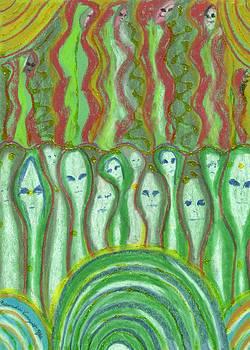 Energy Beings by Cassandra Vanzant
