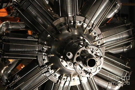 Engine by Cynthia Snyder