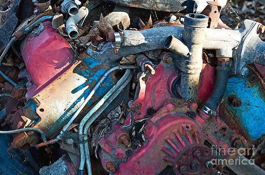 Gwyn Newcombe - Engine Picking