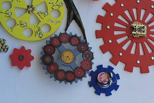 Engineering wheels by Santosh Jaiswal