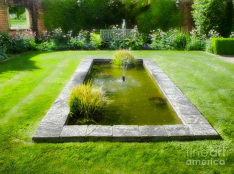 English Garden by Karen Lewis