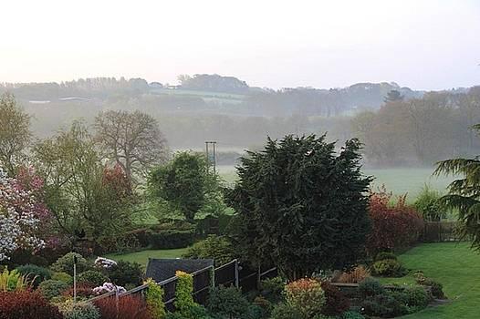 Shesh Tantry - English Landscape