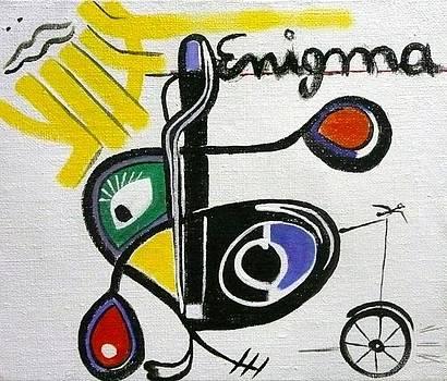 Enigma n1 by Sandro Sabatini