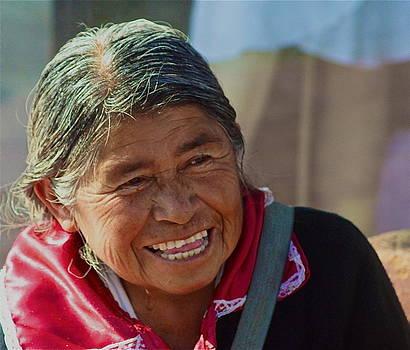Ensenada Vendor by Colleen Renshaw