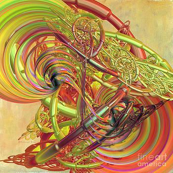 Deborah Benoit - Entanglement of Life