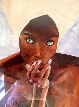 Entre La Deesse Et La Femme by Schroder Konate