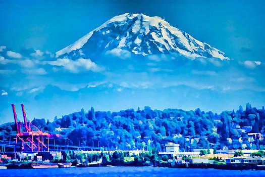 Entry to Seattle by Kayta Kobayashi