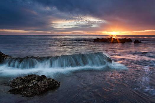 Ephemeral Falls by Tuan Le