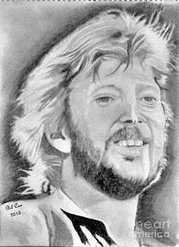 Eric Clapton by William Cox