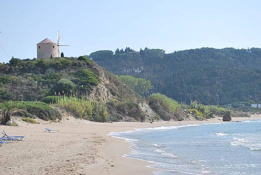 erikousa Beach 1 by George Katechis