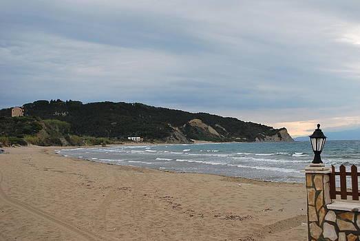 Erikousa Beach 2 by George Katechis