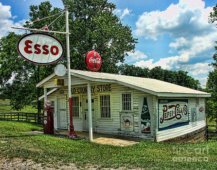 Esso by Julia Dressler
