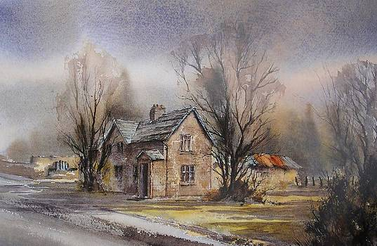 Estate Houses at Oak Park by Roland Byrne
