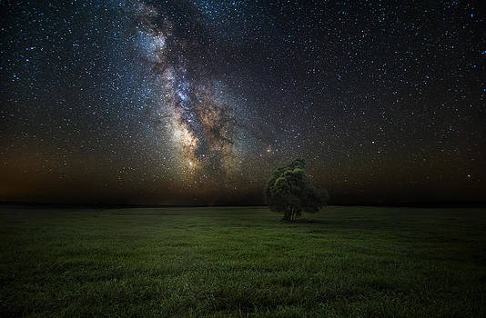 Eternity by Aaron J Groen