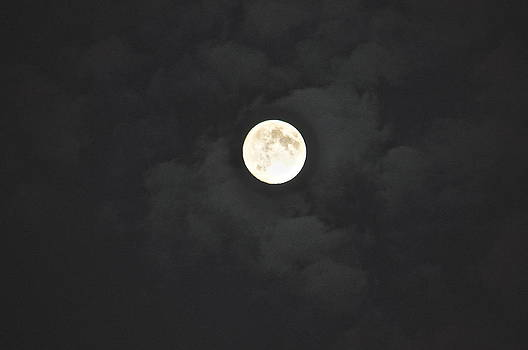 Ethereal Moon 3 by Bruce Smith